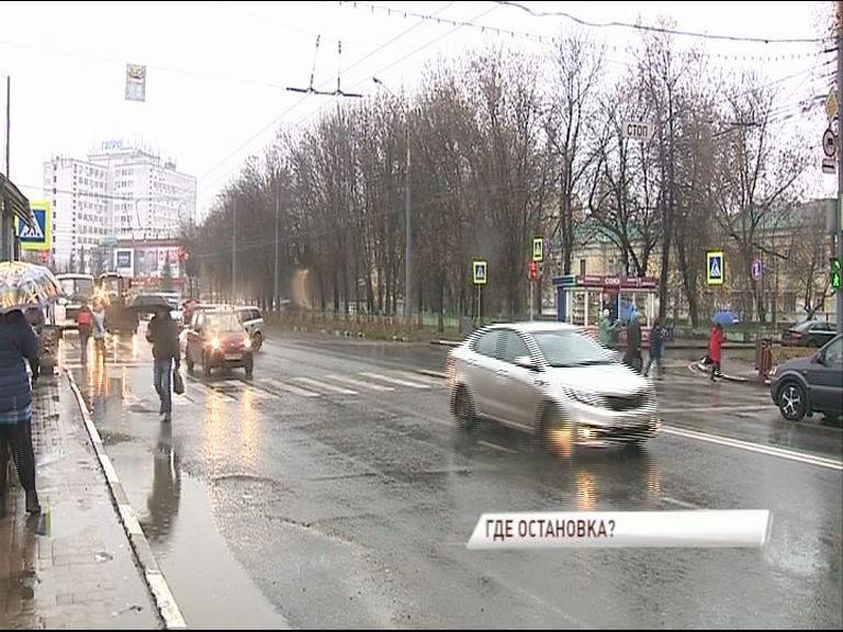 Жители Ярославля недовольны: почему маршрутки перестали останавливаться у Соловьевской больницы?