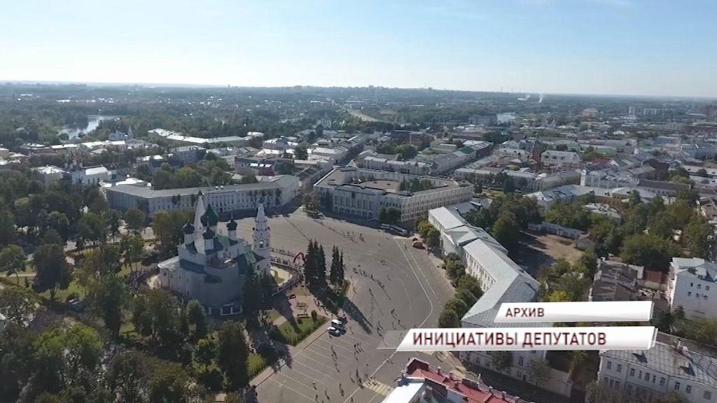 В Ярославле откроется штаб-квартира Союза городов Золотого кольца России