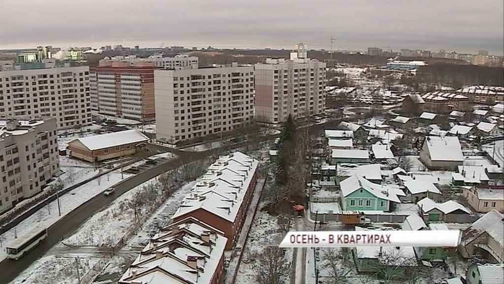 Более 20 домов на Липовой горе остаются без тепла