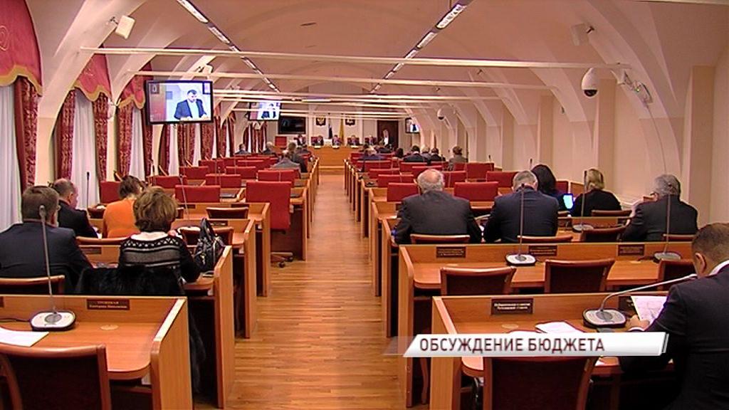 В облдуме обсудили создание лизинговой компании и модернизацию технопарков в Ярославле и Тутаеве