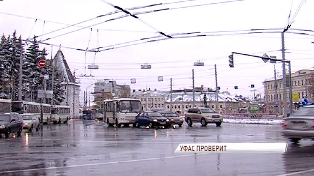 Антимонопольщики проверят повышение цен на проезд в ярославских маршрутках