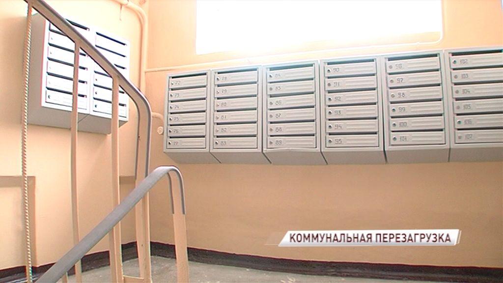 В многоэтажках Заволжского района за год отремонтировали 70 подъездов