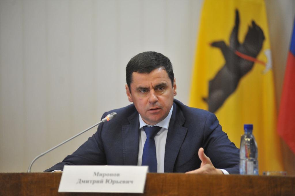 Дмитрий Миронов: «Ситуацию с ДТП на трассе в Ростовском районе держу на личном контроле»