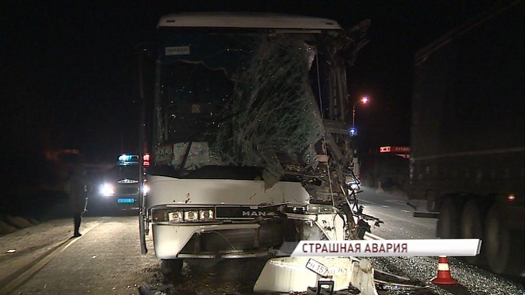 Названа личность водителя грузовика, которого считают виновником ДТП со школьниками из Екатеринбурга