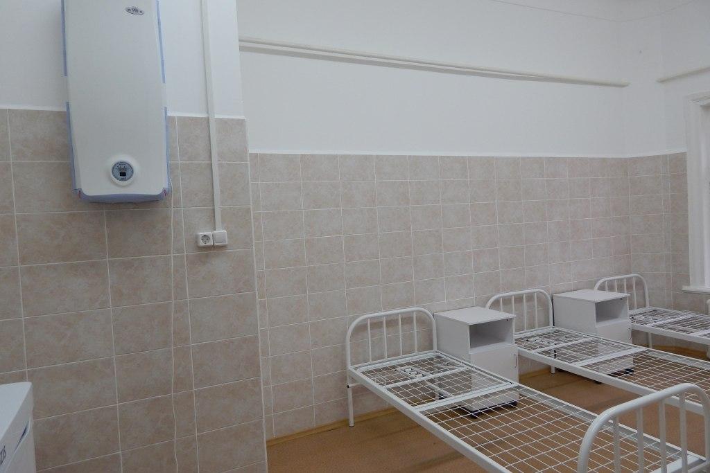 Дмитрий Миронов: «Обещанный ремонт в инфекционном отделении Некрасовской больнице завершен»