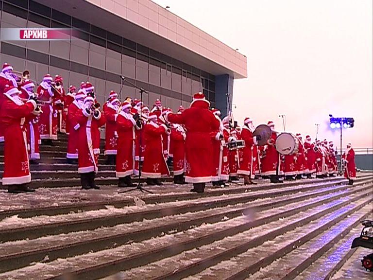 Стало известно, когда в Рыбинск приедут сотни Дедов Морозов