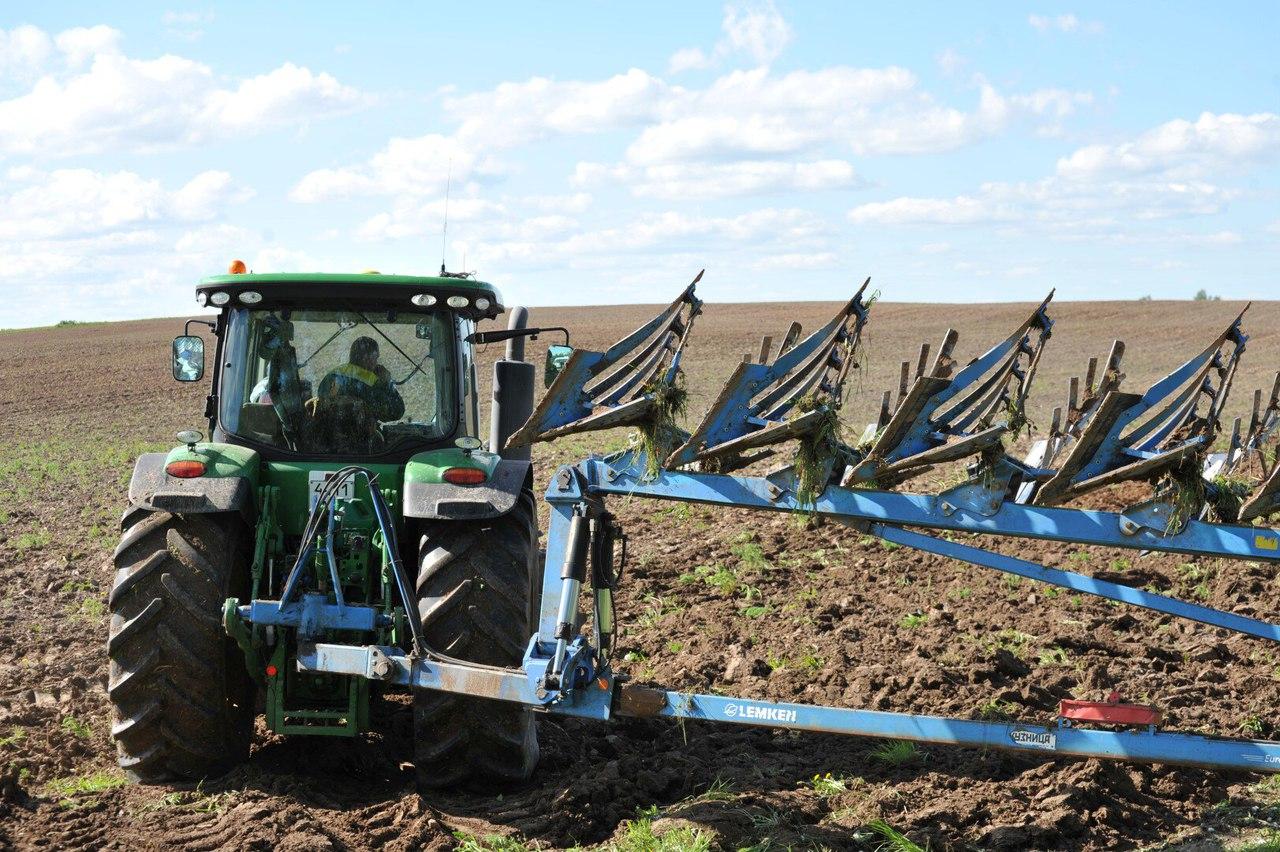 Дмитрий Миронов: «План по вводу в оборот неиспользуемых сельскохозяйственных земель в этом году перевыполнен»