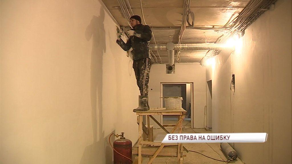 В Ярославле проверили ход строительства двух садиков: какие нарушения выявлены