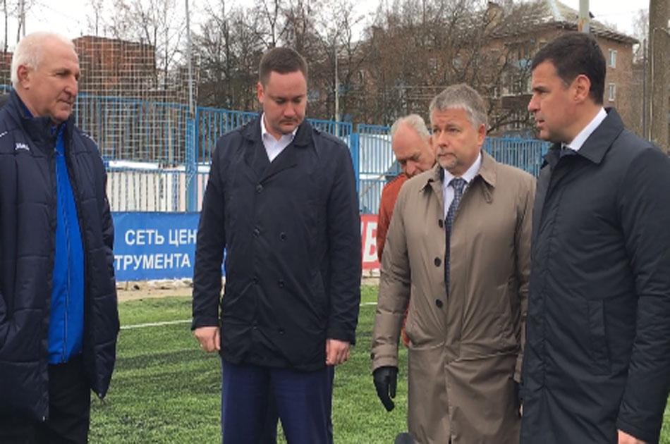 Дмитрий Миронов – «Шиннику» : «Самое главное -показать результат»