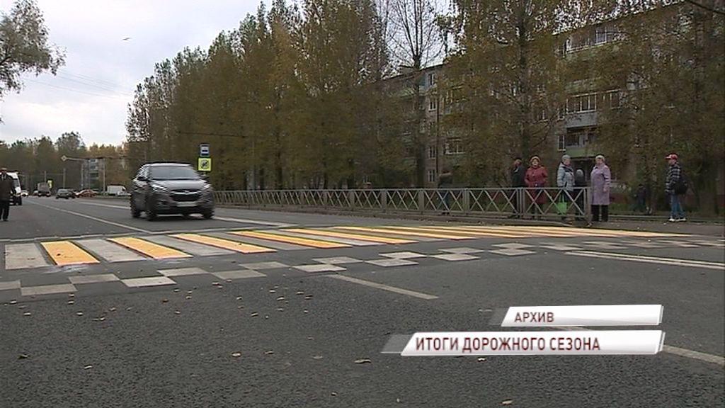 Проект «Безопасные и качественные дороги» выполнен на 100 % и в установленные сроки