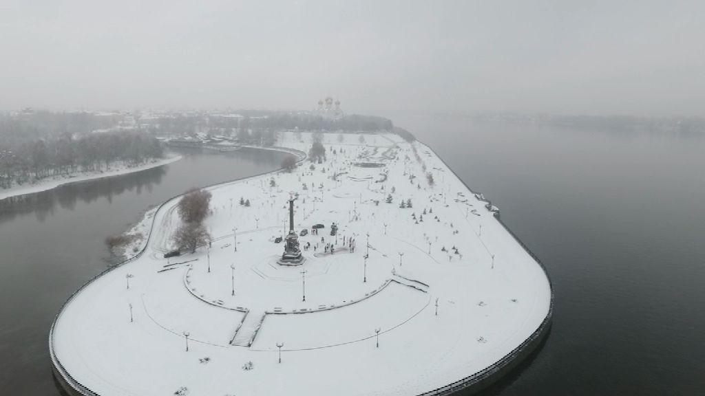 В Ярославле отмечают День «Золотого кольца»