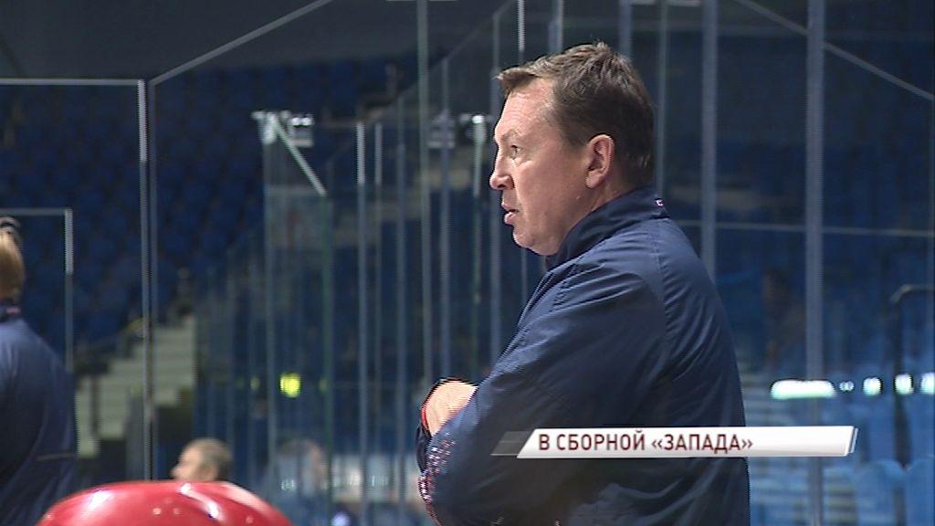 Дмитрий Красоткин вошел в тренерский штаб команды «Запада» на предстоящем Кубке Вызова МХЛ