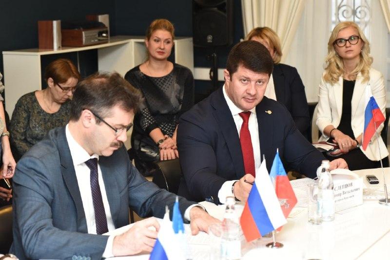 Мэр Ярославля стал президентом Союза городов «Золотого кольца»