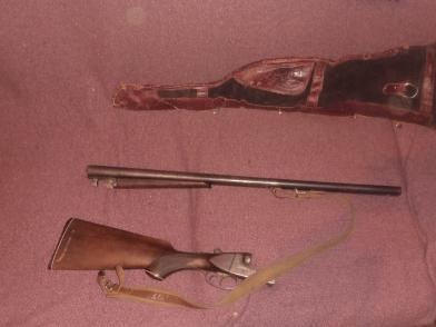 Полицейские поймали 34-летнего уголовника, подстрелившего двух лосих