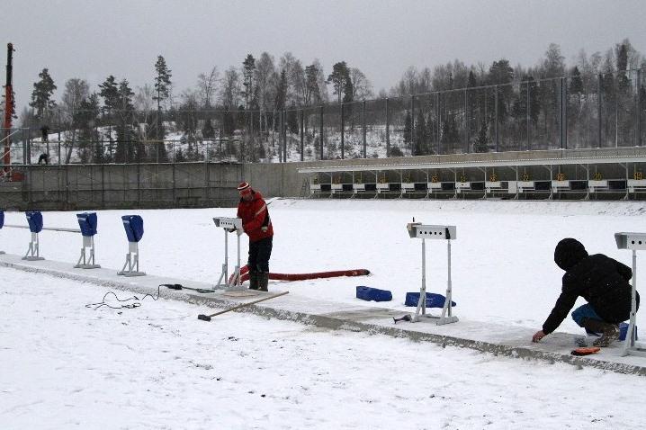 Ярославская область станет одним из центров лыжного биатлона в России
