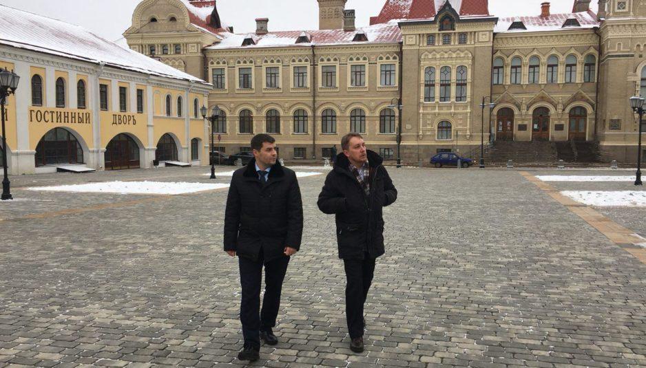 Главный архитектор Ярославской области признал опыт Рыбинска образцовым