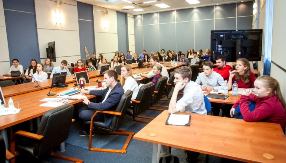 В Ярославле прошел итоговый конгресс «Ты – предприниматель!»