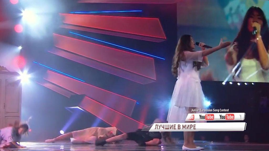 Ярославские школьницы помогли выиграть Полине Богусевич на Детском Евровидении