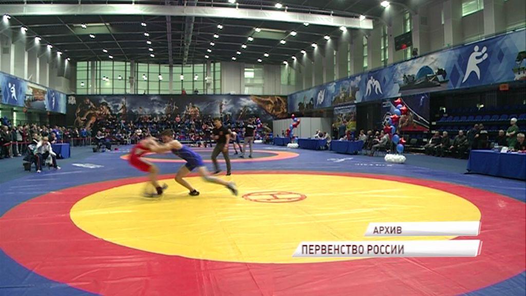 Ярославец стал победителем первенства России по греко-римской борьбе среди младших юношей
