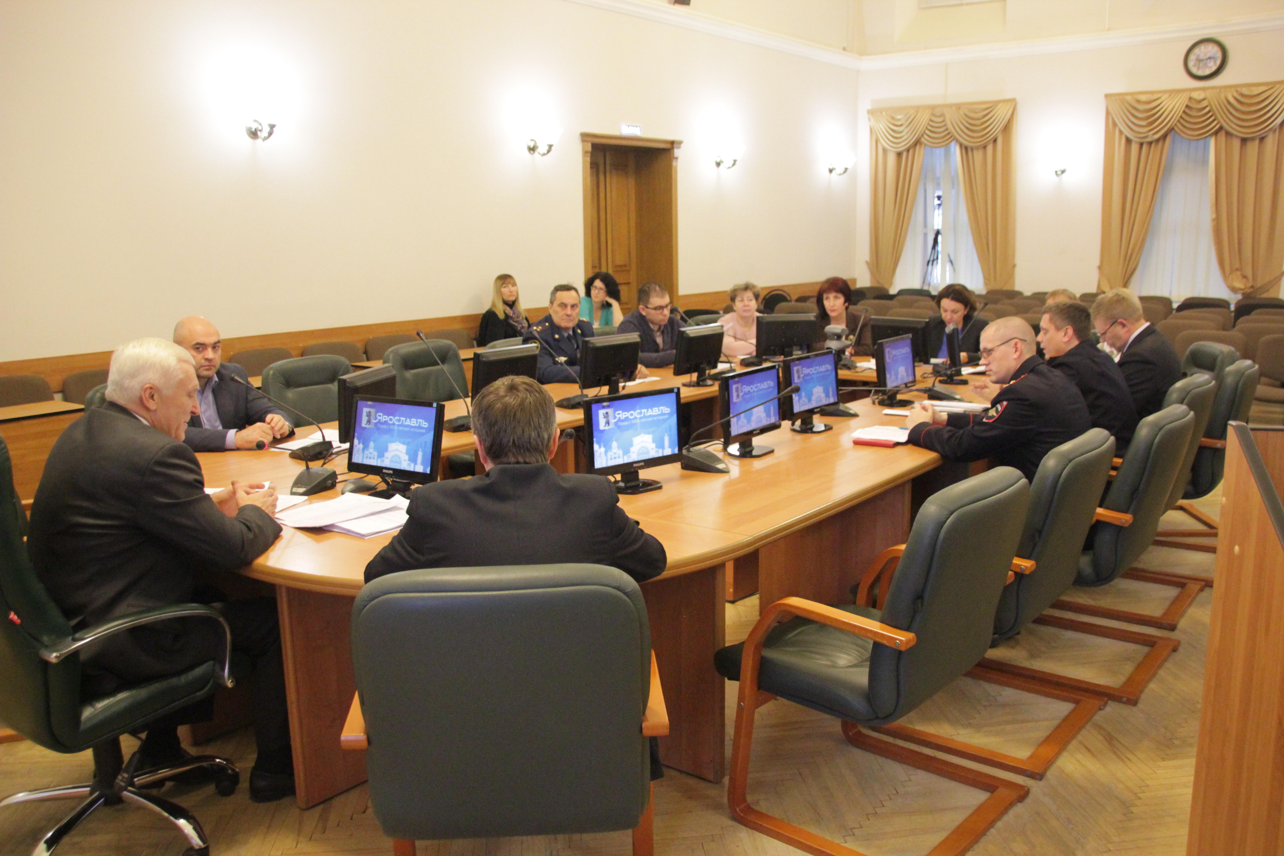 За девять месяцев текущего года в Ярославле на 4,8% сократилось количество преступлений