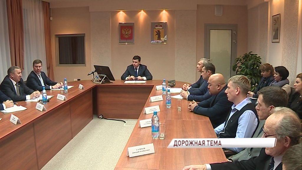 Представители общественности предложили совершенствования по организации контроля за ремонтом дорог