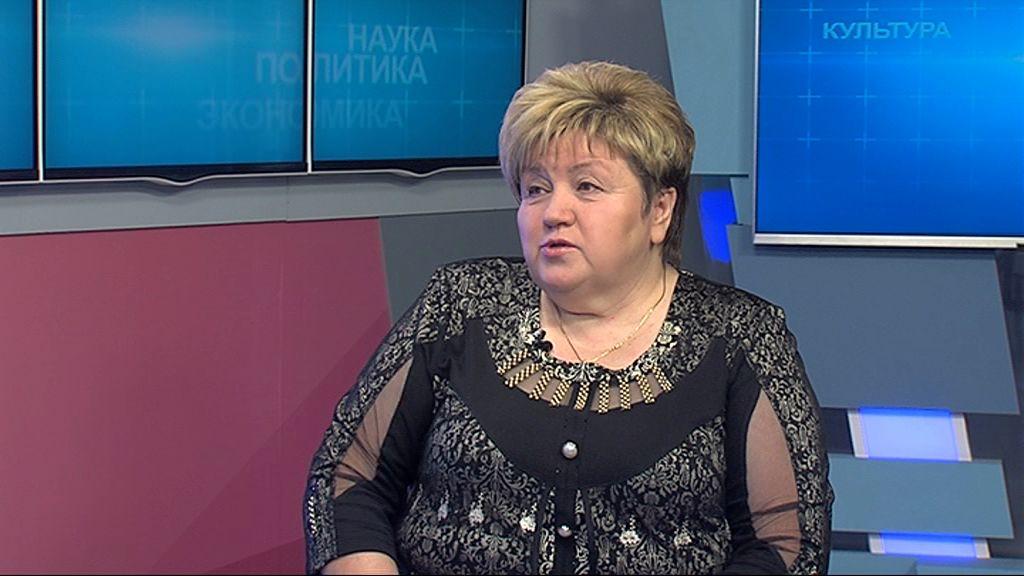 Программа от 29.11.17: Светлана Лягушева