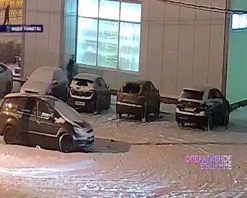 Просьба откликнуться очевидцев ДТП на проспекте Фрунзе