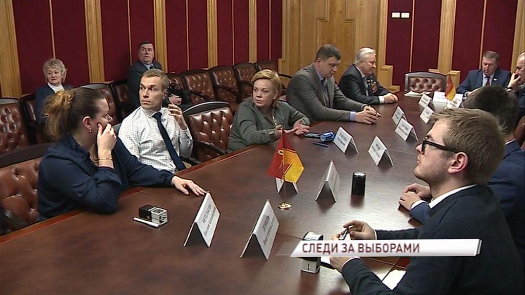 Правительство области планирует привлечь больше волонтеров при подготовке к выборам президента