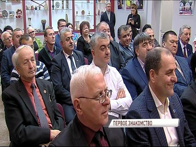 Представители диаспор и национальных общественных организаций высказались за сотрудничество с региональной властью