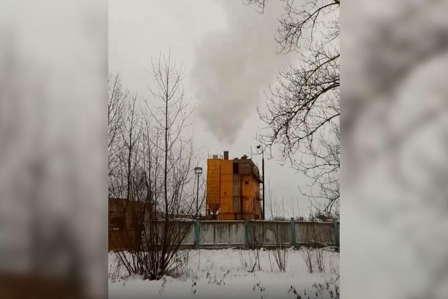 Предприятие по производству асфальта в Ярославле загрязняло воздух