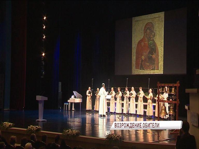 Толгский монастырь празднует 30-летие своего возрождения