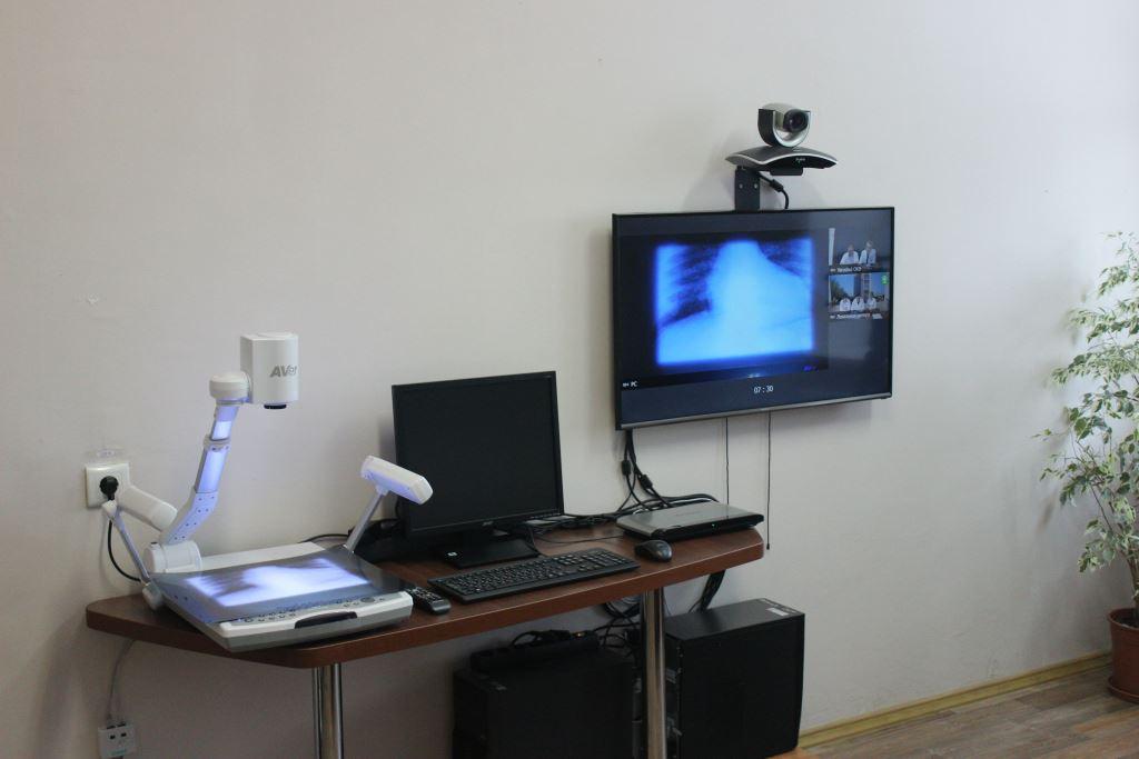 Жители отдаленных районов могут получать консультации специалистов клиник через интернет