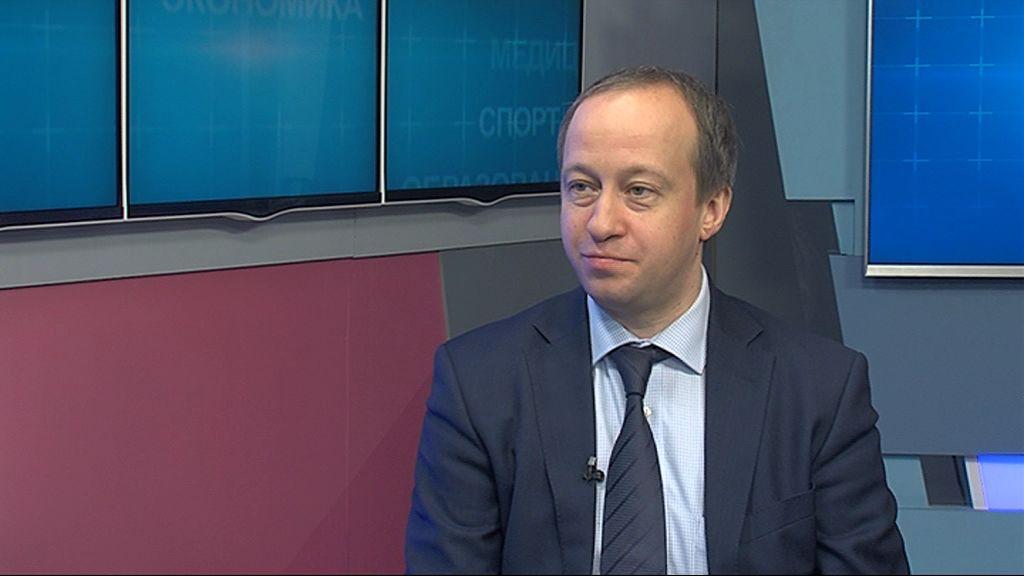 Программа от 8.12.17: Евгений Шевченко