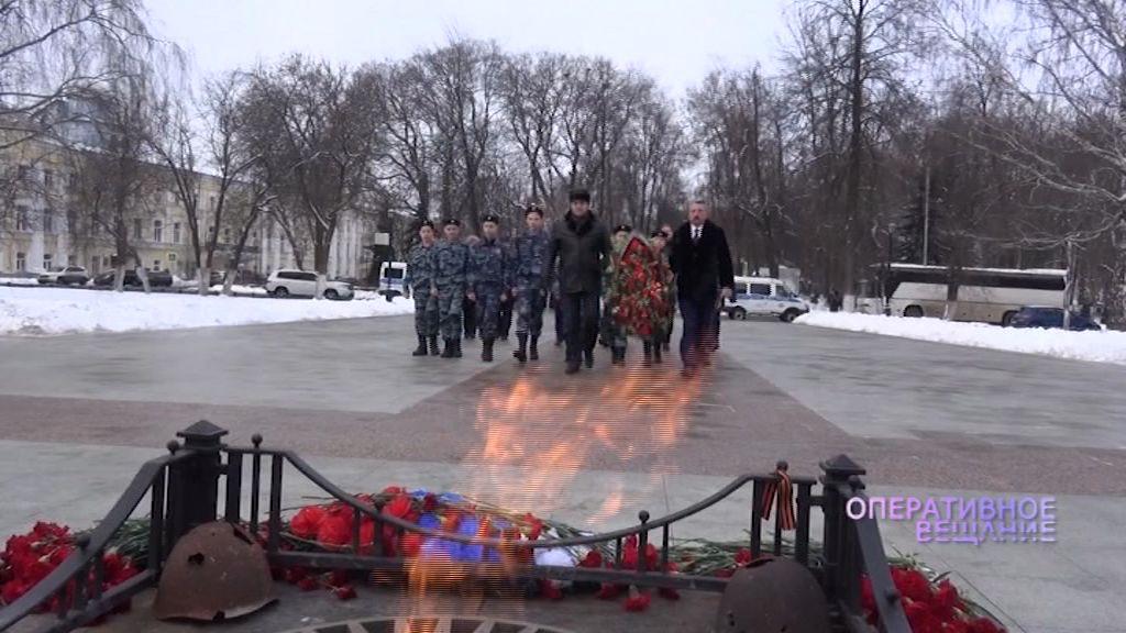 В Ярославле состоялся автопробег по местам воинской славы