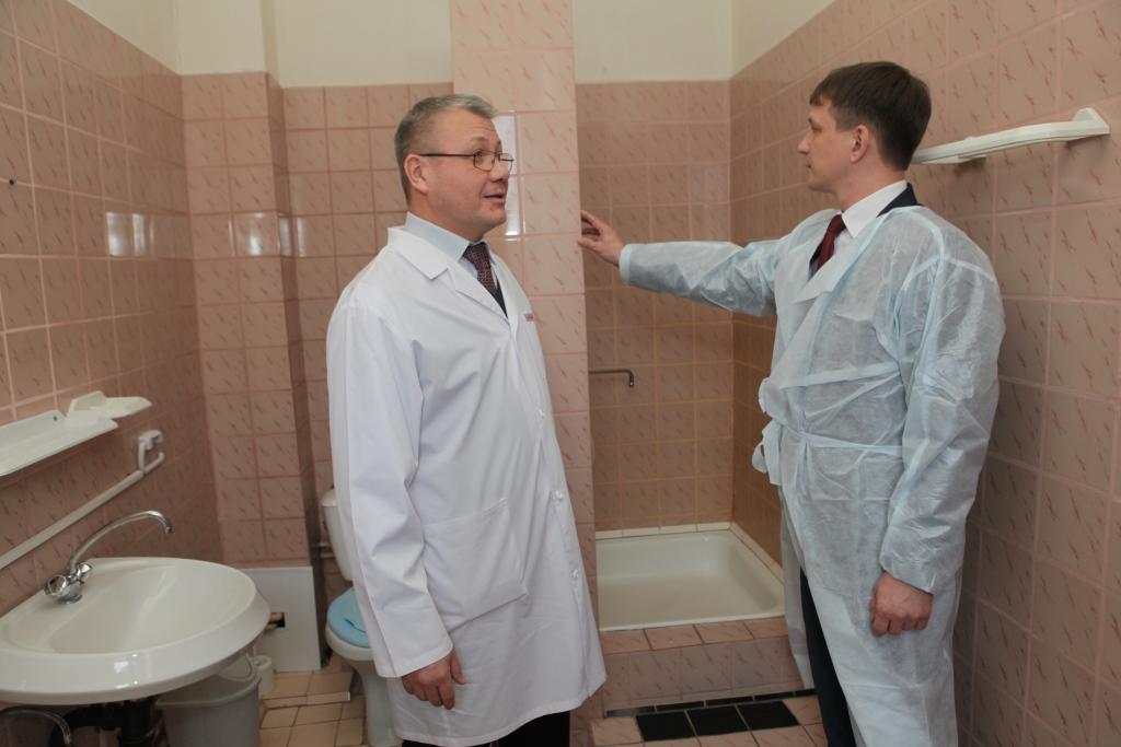 В ярославской больнице №2 организована палата для больных муковисцидозом детей