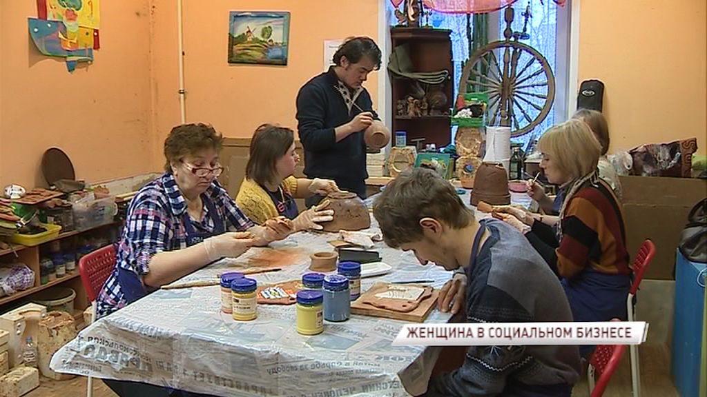 В Ярославской области будут поддерживать женщин-бизнесменов