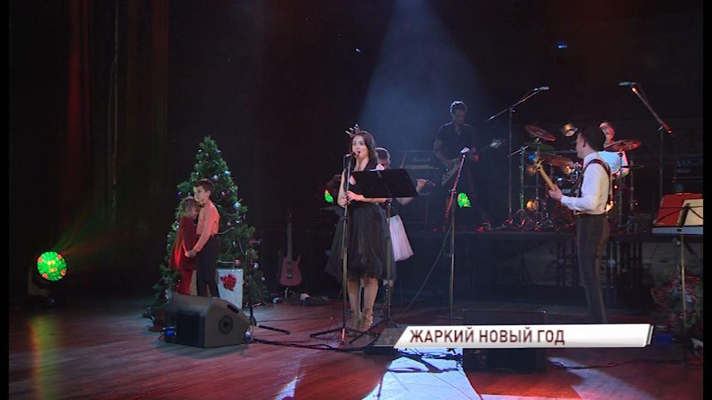 Перед Новым годом звезды Волковского театра устроят концерт на «Первом Ярославском»