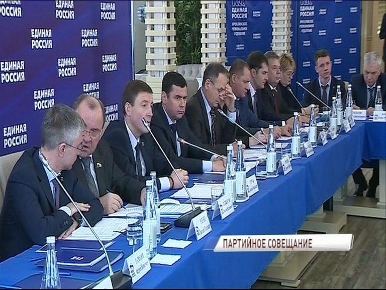Дмитрий Миронов встретился с и.о. секретарем Генсовета «Единой России»