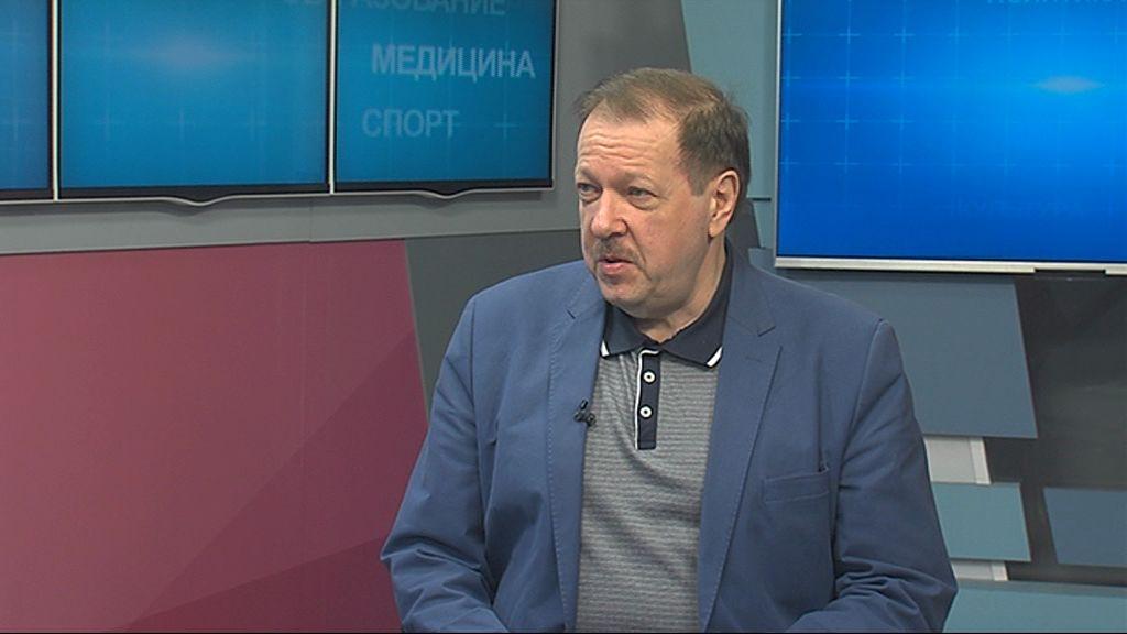Программа от 12.12.17: Александр Русаков