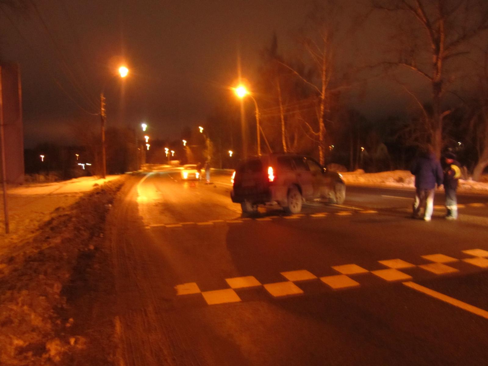 Пьяный водитель стал виновником тройного ДТП в Угличе