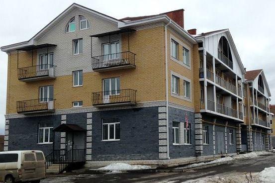 Введен в эксплуатацию проблемный жилой дом на проспекте Серова в Рыбинске