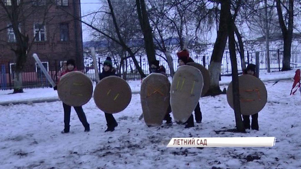 В Переславле открыли обновленную зону в историческом центре древнего города