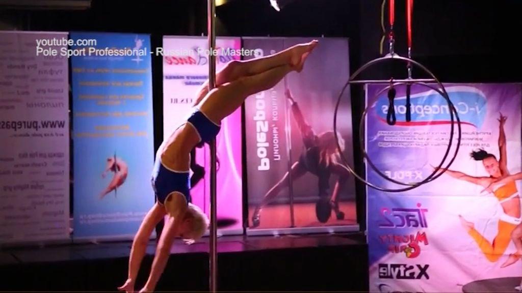 Жительница Ярославля стала одной из лучших в мире в танцах на шесте