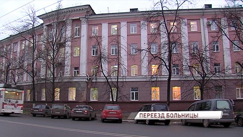 Первая детская больница переедет проспекта Ленина на улицу Семашко