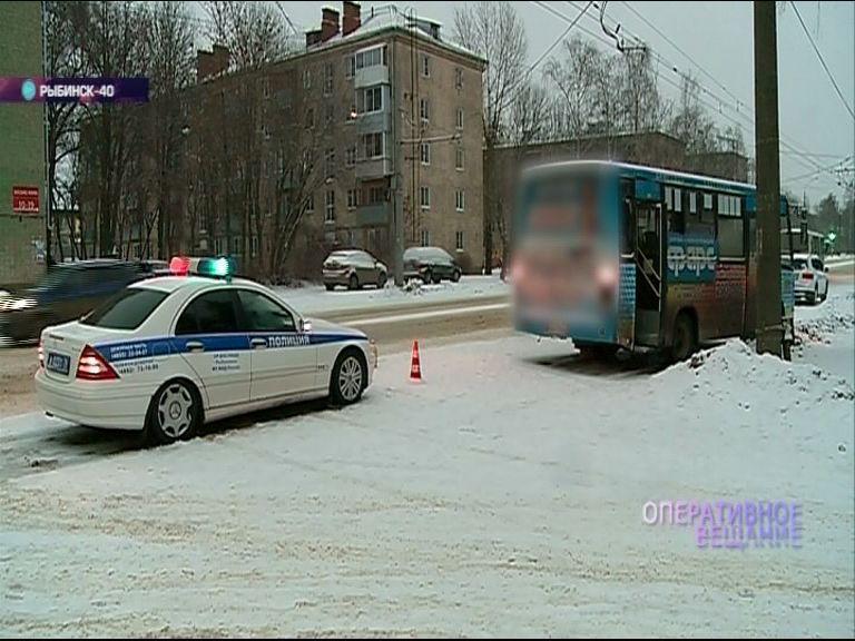 Пожилая пенсионерка погибла под колесами маршрутки в Рыбинске