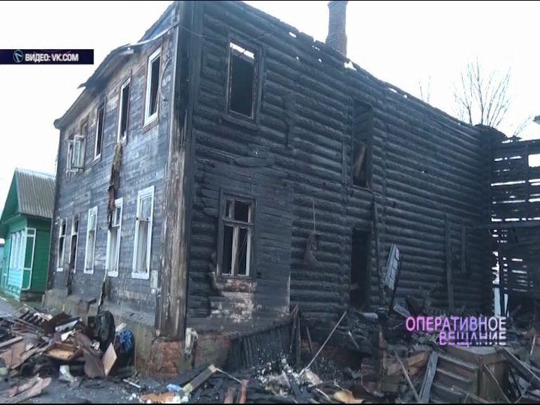 Ростовские полицейские помогли людям выбраться из горящего дома