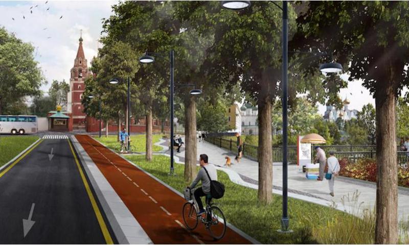 Ярославцам покажут, как будут выглядеть в будущем площади, скверы и бульвары