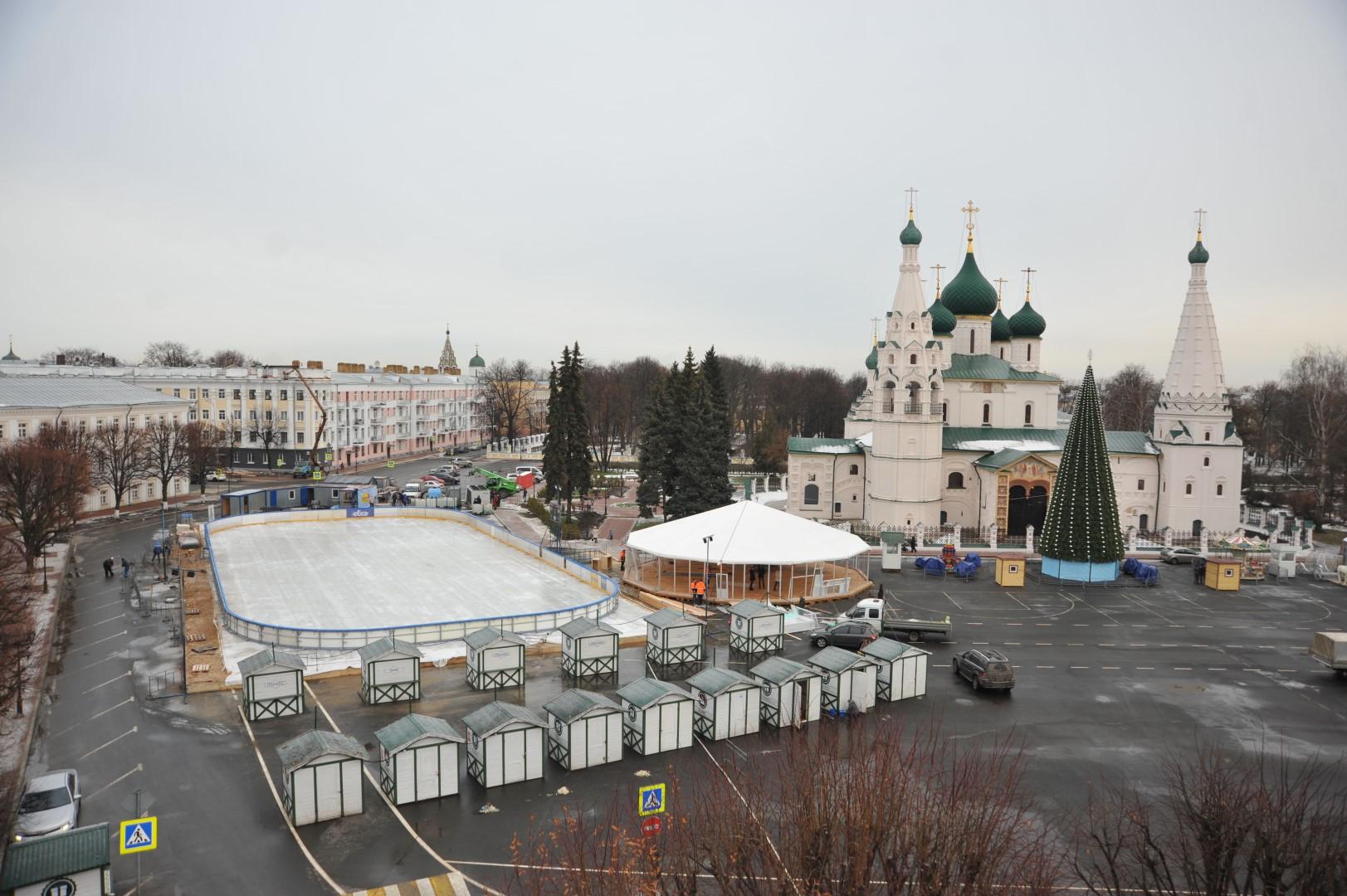 Самая полная программа работы новогодней ярмарки на Советской площади