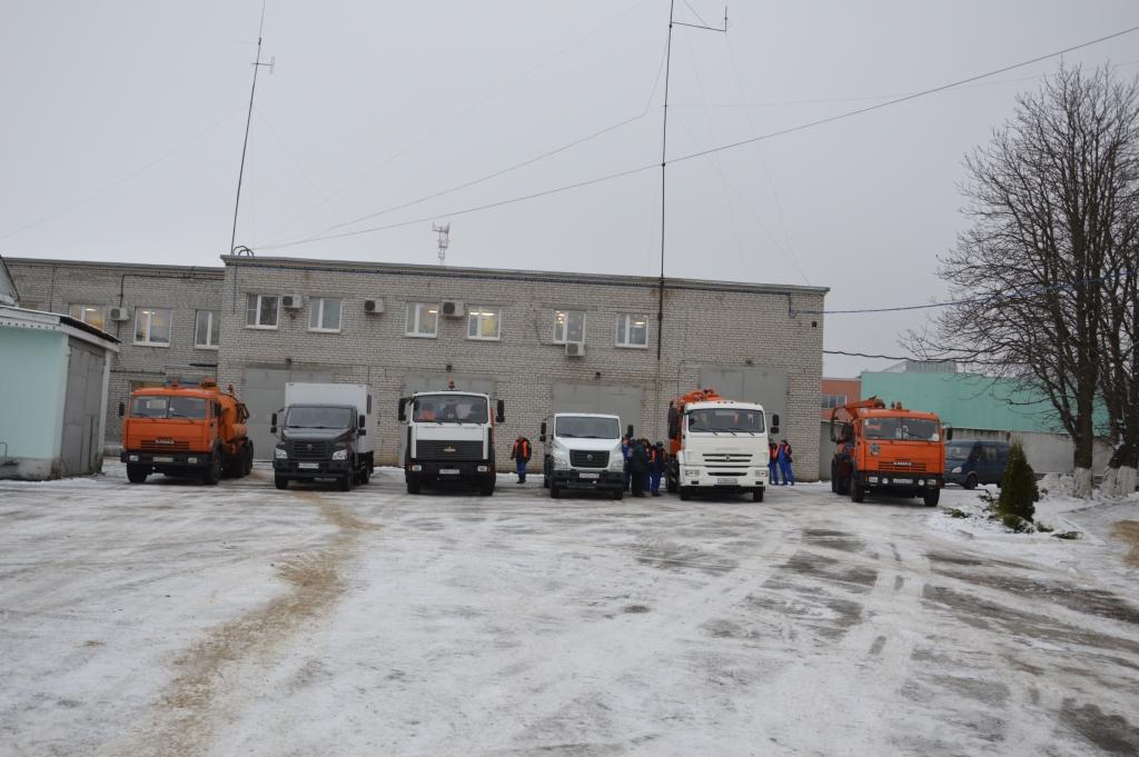Новые спецмашины позволят ярославскому водоканалу в два-три раза сократить сроки устранения аварий