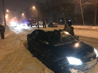 Серия ДТП в Рыбинске: пешеход госпитализирован с серьезными травмами